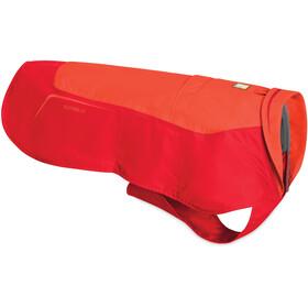 Ruffwear Vert Kurtka, czerwony/pomarańczowy